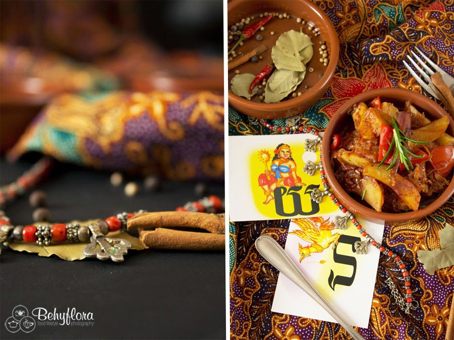 Indisch, warm, lecker - Ich liebe Curry