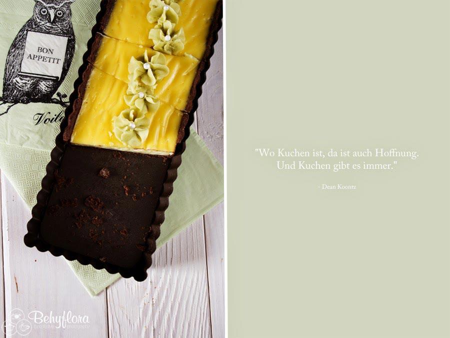 Wo Kuchen ist, ist Hoffnung. Und Kuchen gibt es immer.