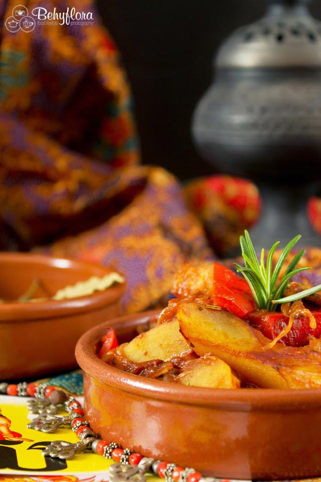 Willkommen in Indien - Szegediner Tofu Curry