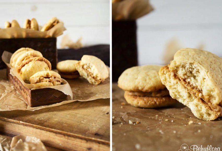 Diese veganen Erdnuss-Bananen-Kekse rocken die Küche