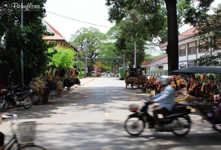 Hallo in Kambodscha!