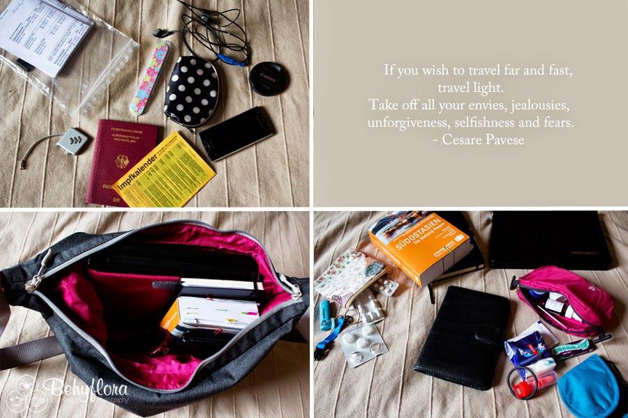 Was gehört ins Handgepäck
