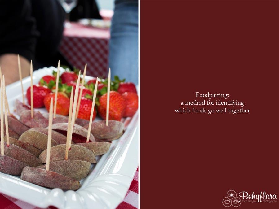 Wie funktioniert Wine-Foodpairing