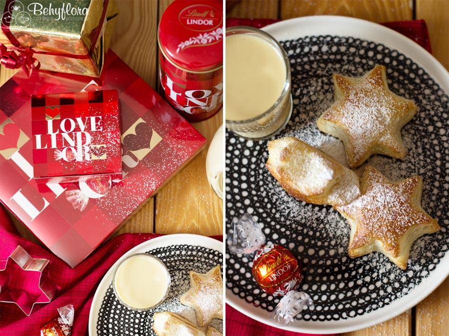 Milch und Kekse haben ausgedient - hier kommt Marzipanlikör für Santa