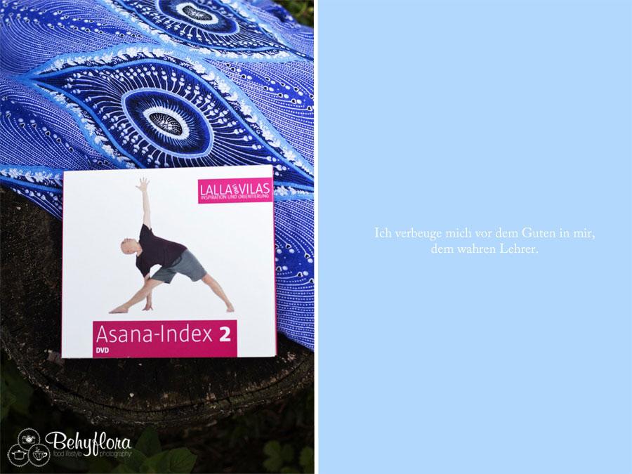 Mit dieser Yoga-DVD kann ich nichts anfangen