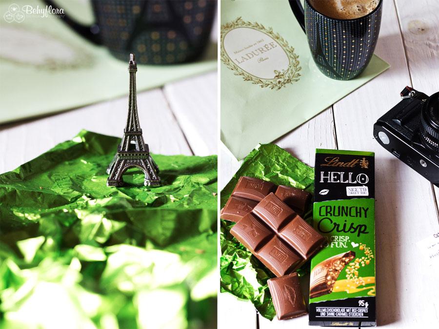 Mit Lindt Schokolade Geschichten erzählen ... lecker