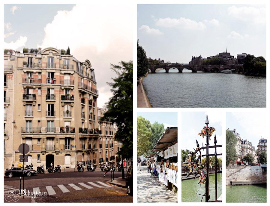Entlang der Seine...