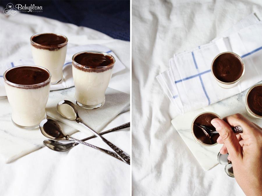 Möchtest du dieses low carb Kokos-Dessert probieren...