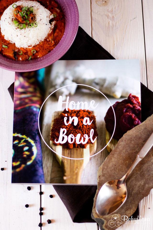 Kaufempfehlung: Kochbuch Home in a Bowl - für den guten Zweck