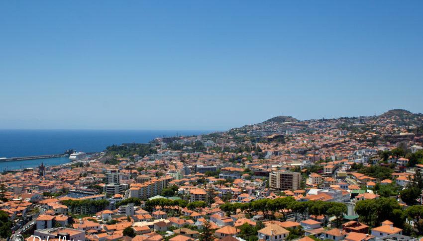 Funchal - Die Hauptstadt von Madeira