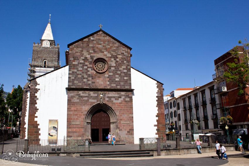 Sé - Die Kathedrale von Funchal