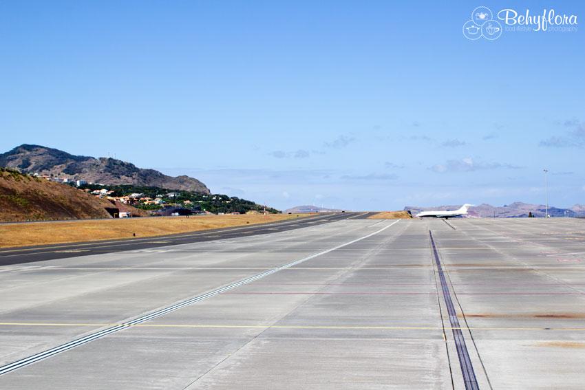 Madeira - Funchal Flugplatz