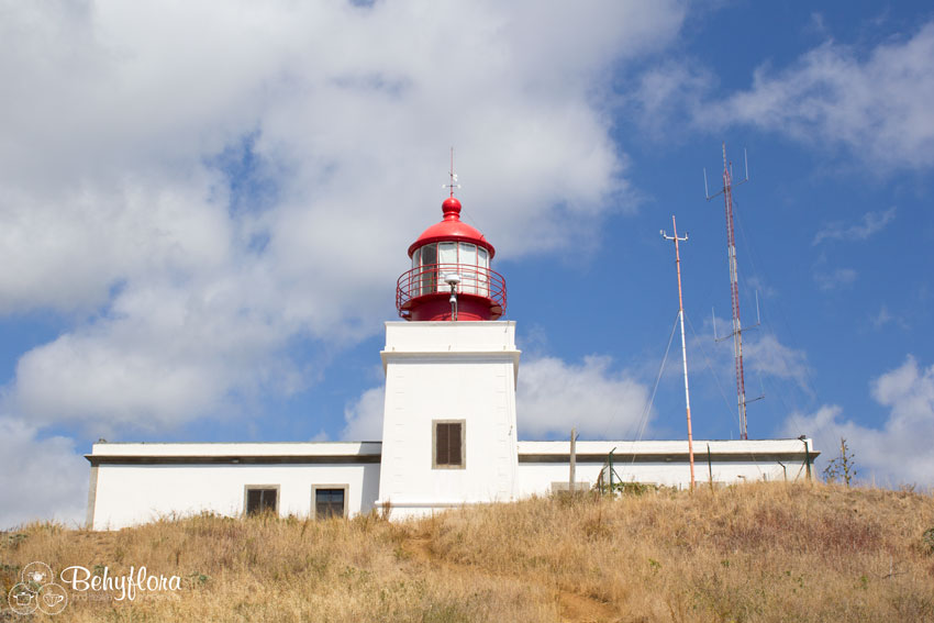 Der Leuchtturm - Farol Pargo