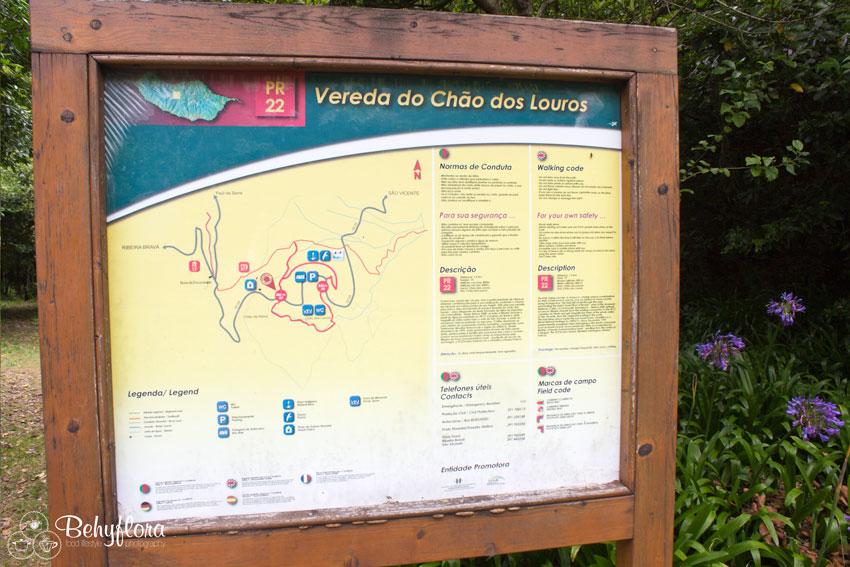 Der PR 22 - Vereda do Chao dos Louros