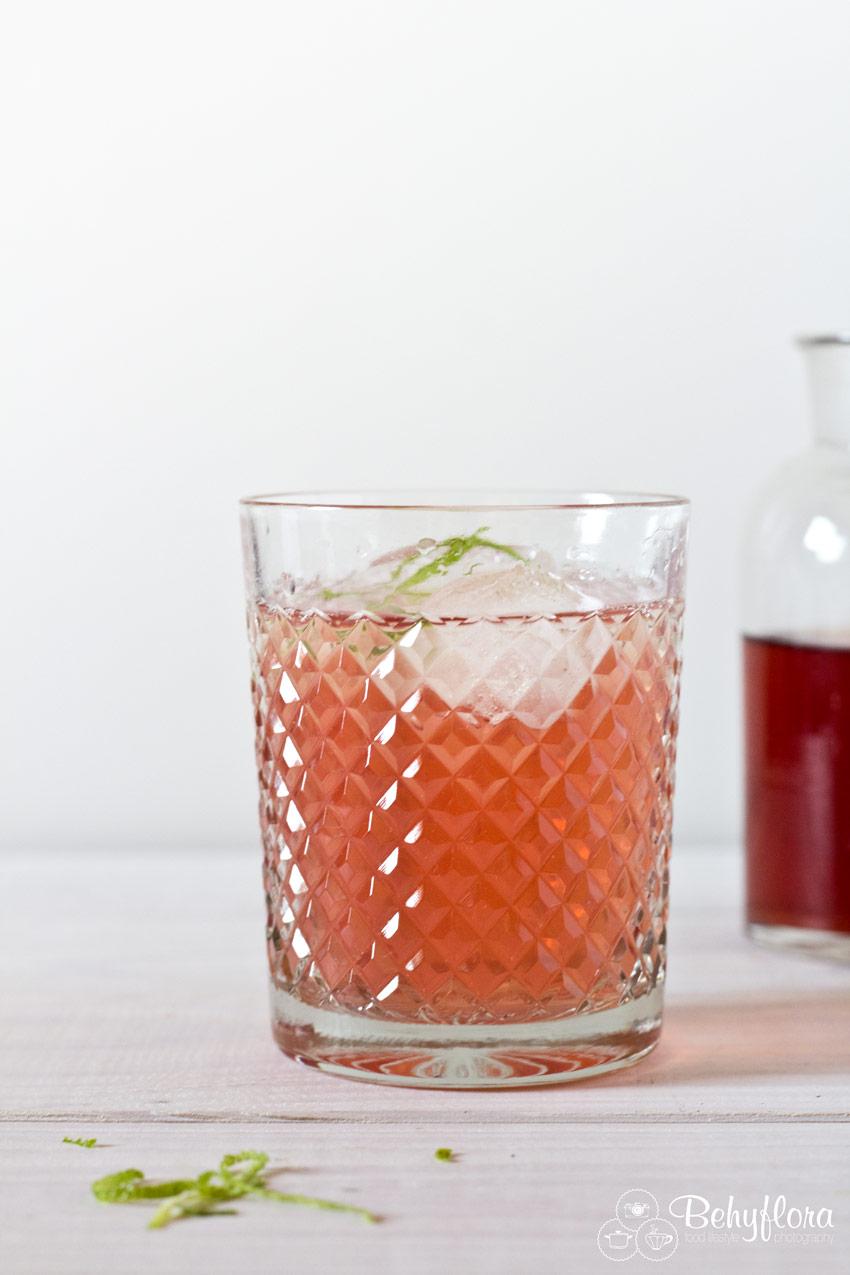 Rosegolden und lecker - Gin selber machen könnte meine neue Leidenschaft werden