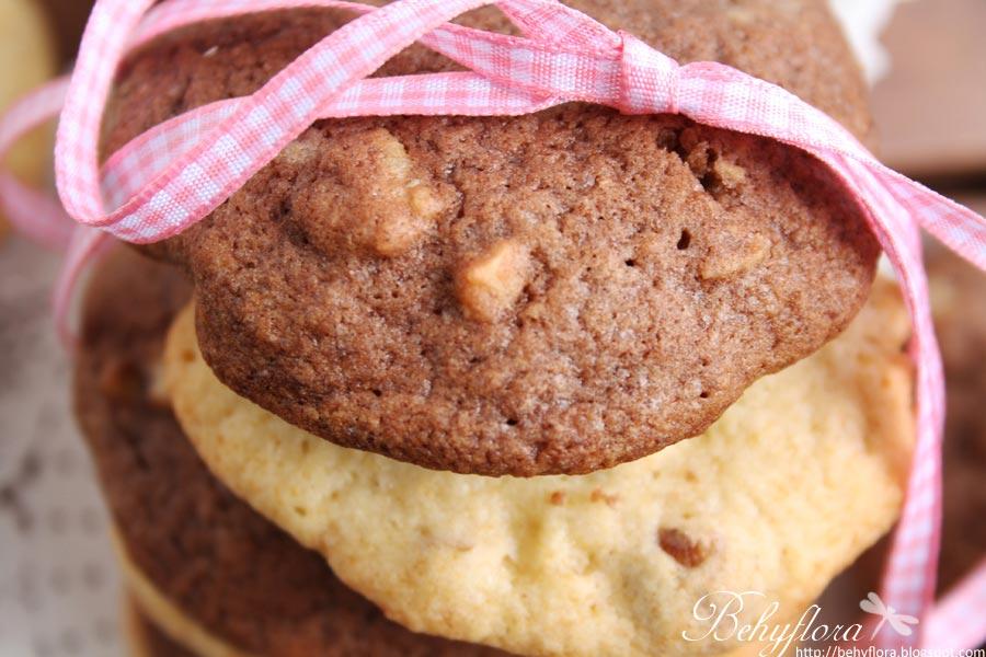 Nahaufnahme Cookies