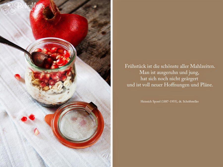 Zitat - Frühstück - Spoerl