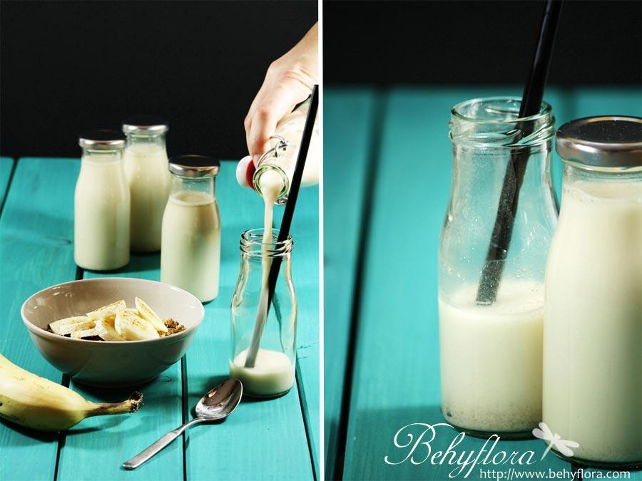 Hafermilch selber machen geht ganz einfach