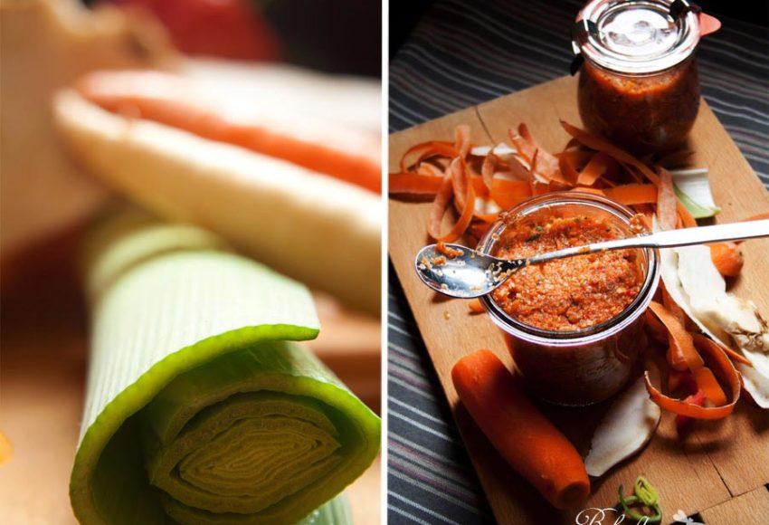 Gemüsebrüh-Paste selber machen