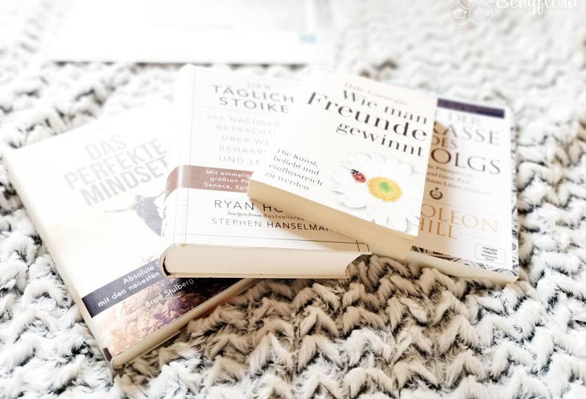 Buchempfehlungen für die Persönlichkeitsentwicklung