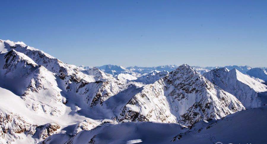Top of Tirol - Stubai Gletscher