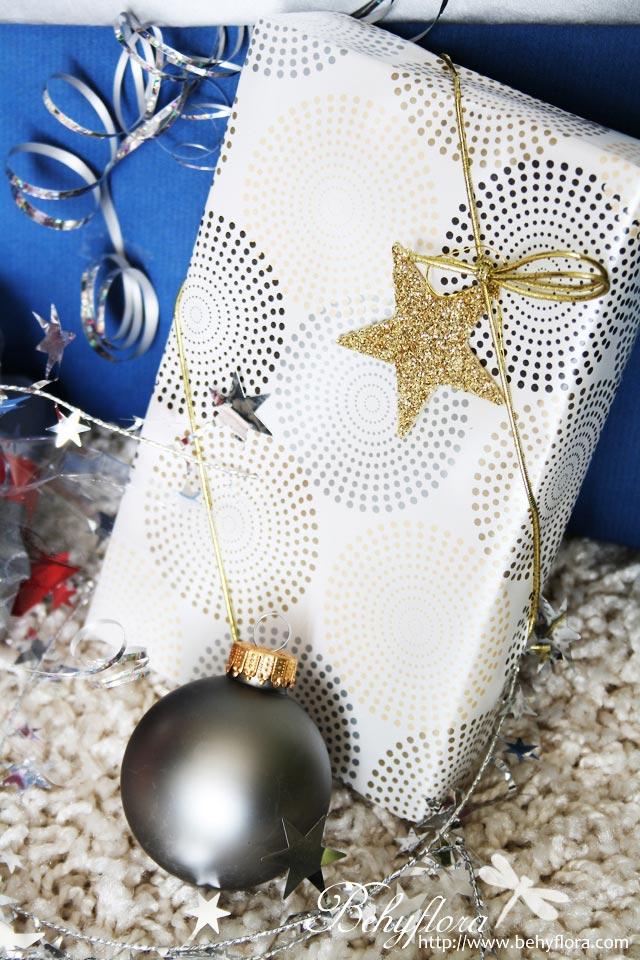 Geschenke verpacken - Schlicht und elegant