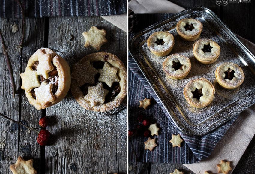 Mince Pies - weihnachtliche Küchlein