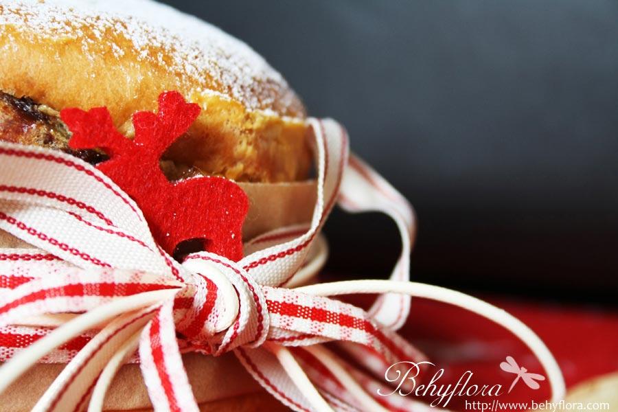 Panettone für Silvester