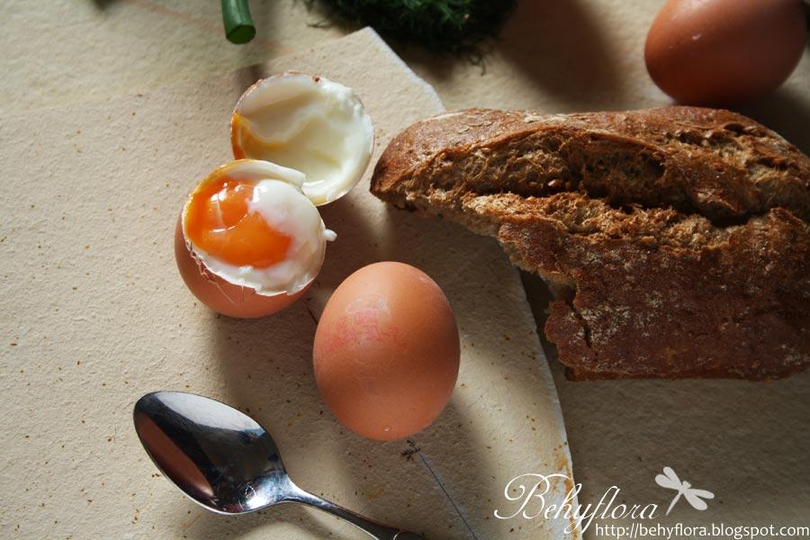 weiche Eier kochen