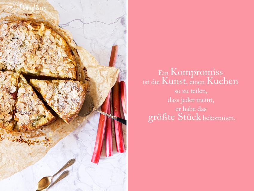 Kuchen Zitat